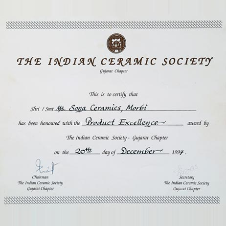 The Indian Ceramic Society